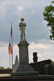 Civil War Memorial - United Daughters of the Confederacy