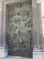 Image for Slovene Door - St. Nicholas' Cathedral - Ljubljana