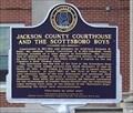 Image for Jackson County Courthouse and the Scottsboro Boys - Scottsboro, AL
