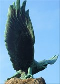 Image for WWI Memorial Eagle - Chatham, MA