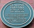 Image for Olaudah Equiano - Riding House Street, London, UK