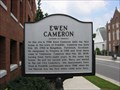 Image for Ewen Cameron - Williamson County Historical Society