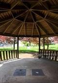 Image for Alfred U. Menard Bandstand gazebo - Manville, Rhode Island  USA