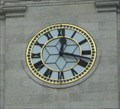 Image for Town Hall Clock, Barnsley, South Yorkshire.