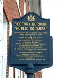 "Image for Bedford Borough ""Public Squares""  -  Bedford, PA"