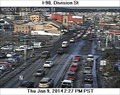Image for I-90 at Division Street Webcam Number 2 - Spokane, WA