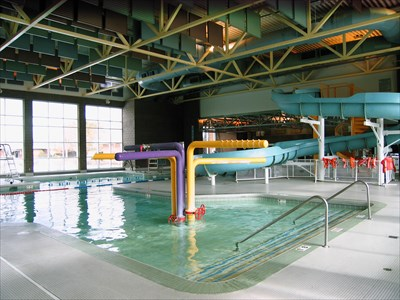 Swimming Pool At Kearns Oquirrh Park Fitness Center Public Swimming Pools On