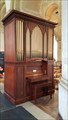 Image for James Davis chamber organ - Wymondham Abbey, Wymondham, Norfolk
