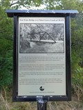 Image for Iron Truss Bridge Over Sister Grove Creek at CR 475 - Collin County, TX