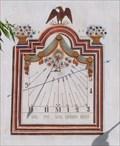 Image for Zarbula Sundial 1858: Saint Veran, Queyras, France
