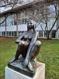 "Image for ""Sitzende"" im Rheinpark - Köln, NRW, Germany"