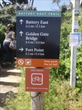 Image for Battery East Trail  -  San Francisco, CA