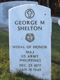 Image for George Matthew Shelton, Sr. - San Francisco National Cemetery