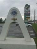 Image for Arche de l'amitié / Friendship Arch, Acton Vale, Québec, Canada