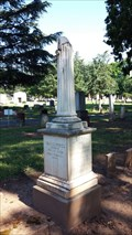 Image for Sproul - Chico Cemetery - Chico, CA