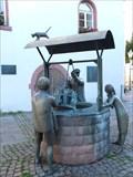 Image for Brunnen am Alten Rathaus in Bad Vilbel - Hessen / Germany