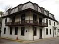 Image for Garcia-Dummett House - St. Augustine, FL