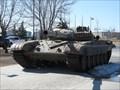 Image for T-72 Main Battle Tank  -- Calgary, Alberta