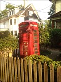 Image for Wellington St. Red Telephone Box - Sarnia, ON