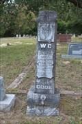Image for Ida Jane Cook - Old Bethel Cemetery - Frankston, TX