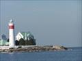 Image for Point Retreat lighthouse - Sandusky Ohio
