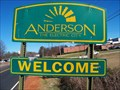 Image for Anderson, SC Sign