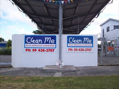 Clean Me Self Service Car Wash Whangarei New Zealand Coin