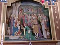 Image for The Reredos Screen - All Saints Church - Oystermouth, Swansea, Wales.