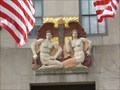 Image for Commerce and Industry with a Caduceus - New York, NY