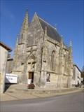 Image for Chapelle Jean Boucard - Menigoute,France