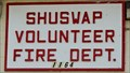 Image for Shuswap Volunteer Fire Dept.