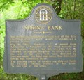 Image for Spring Bank GHM 008-32