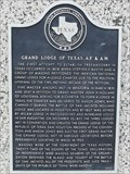 Image for Grand Lodge of Texas, A.F. & A.M.