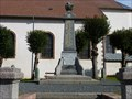 Image for WWI -Monuments aux morts-Bertrimoutier-Lorraine,France
