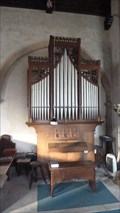 Image for Church Organ - St Mary - Syderstone, Norfolk