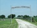 Image for Prairie Hill Cemetery - Prairie Hill, TX