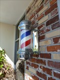 Image for Mariners Barber Shop Pole -