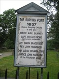 Image for The Burying Point [Salem]
