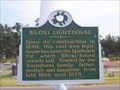 Image for Biloxi Lighthouse Historical Marker