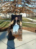 Image for Robert Pershing Wadlow and His Chair - Alton, Illinois