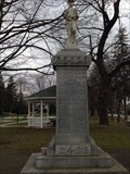 Image for Municipality of Caradoc WWI Memorial, Mount Brydges, ON