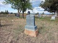 Image for Sarah J. Stephens - Gray Butte Cemetery - Jefferson County, OR