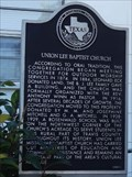 Image for Union Lee Baptist Church
