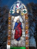 Image for Nicholas Wall Mausoleum Stained Glass Window - St. Louis, Missouri