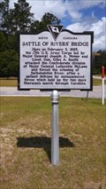 Image for Battle Of Rivers' Bridge