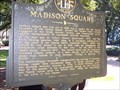 Image for MADISON SQUARE - GHM 025-71