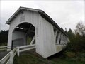 Image for Howe Truss - Weddle Covered Bridge - Oregon