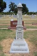 Image for Benjamin Franklin Marshall - Hope Cemetery - Henrietta, TX