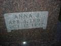 Image for 102 - Anna J. Determan - Holy Trinity - Okarche, OK