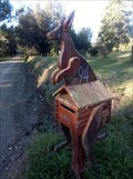 Image for Kangaroo Mailbox - Mondrook, NSW, Australia